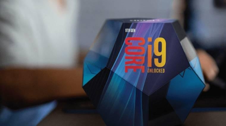 30 százalékos gyorsulást hoz az Intel Core i9-10900K kép