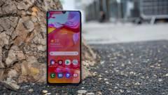 9 új Samsung Galaxy A mobil már biztosan jön kép