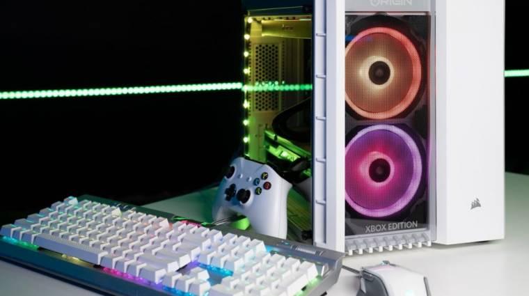 Ebbe a gamergépbe beépített Xbox One-t vagy PS4-et is kérhetsz kép