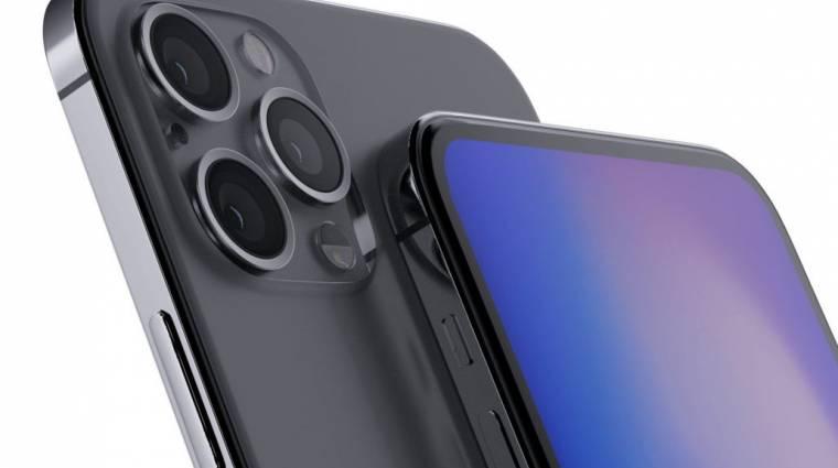 Az iPhone 12-es szériájába sem pakolnak túl sok RAM-ot kép