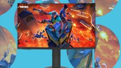 Újabb gamereknek szánt monitorokkal jelentkezett a Lenovo kép
