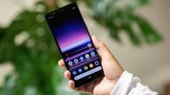 Február 24-én jönnek az új Sony Xperia mobilok kép