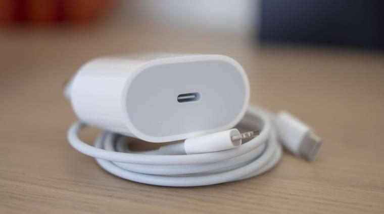 Az európai törvényhozóktól védi a Lightning töltőcsatlakozóját az Apple kép