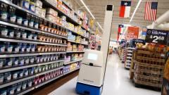 Automatizálja és robotokkal tölti fel az áruházait az amerikai Walmart kép
