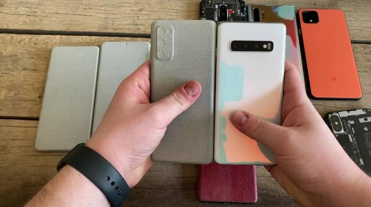 Csak 128 GB-os kiadásban lesz Samsung Galaxy S20 és Galaxy S20+ kép