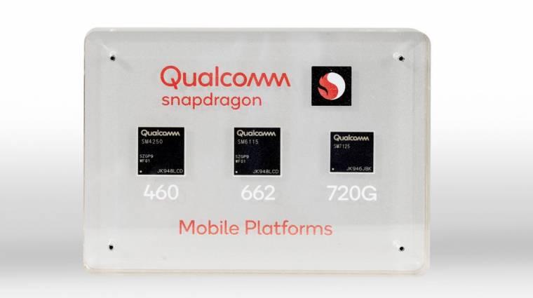 4G-s chipeket villantott a Qualcomm kép