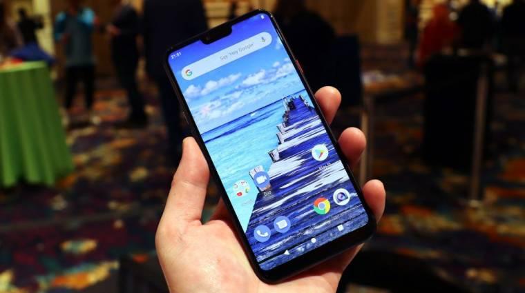 Ez a mobil nem csak olcsó, 4 év garancia is van hozzá kép