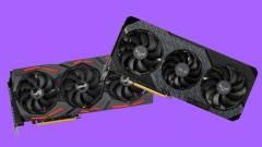 Új Radeon RX 5600 XT videokártyákkal támad az ASUS kép