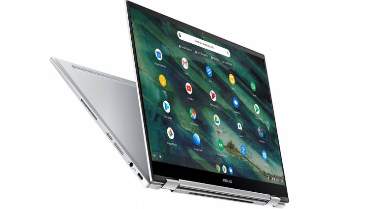 Gyors és sokáig bírja az ASUS új és átalakítható Chromebookja kép