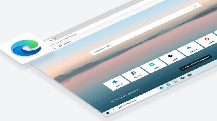 Most szerdán leváltja az Edge böngészőt a Microsoft kép