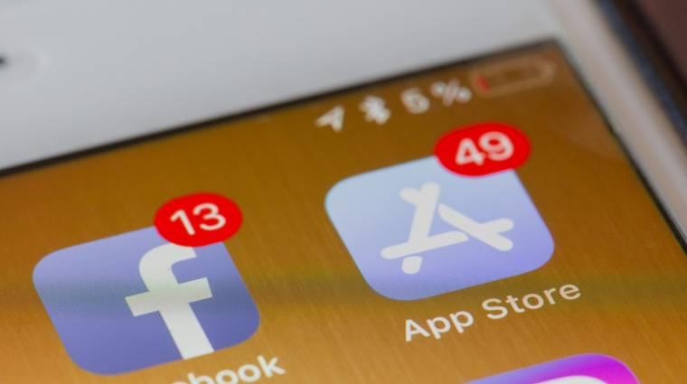 Szól a Facebook, ha az adataidat külső appok használják kép