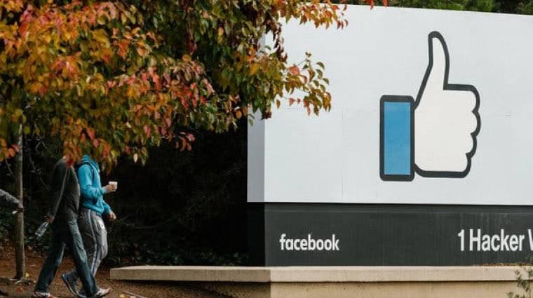 Hivatalosan is engedélyezi a politikai hazugságokat a Facebook kép