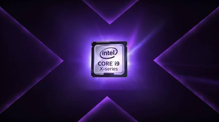 A 22-magos Core i9-10990XE-vel csapna oda az AMD-nek az Intel kép