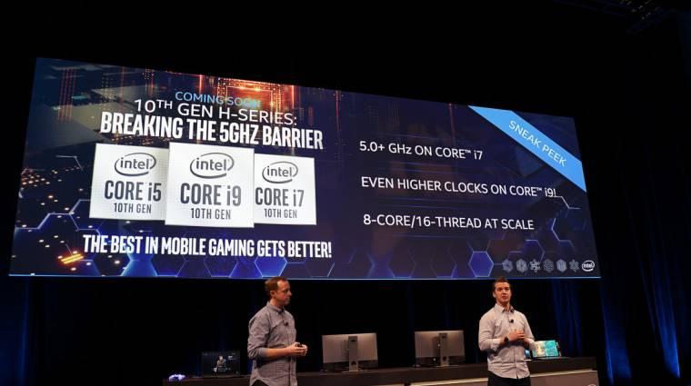 Így akarja elvonni a figyelmet az AMD bejelentéseiről az Intel kép