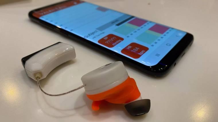 Idén jönnek a vérnyomást mérő fülhallgatók kép