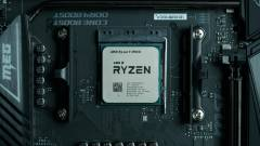 A processzorpiac 40 százaléka az AMD kezébe került kép