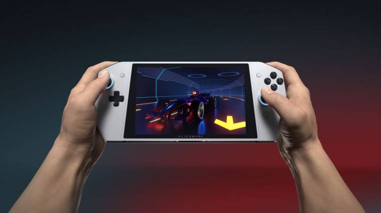 Nintendo Switch Windows 10-zel? Itt az Alienware Concept UFO kép