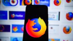 Azonnal frissíteni kell a Firefoxot! kép