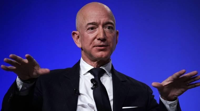 Túl keveset adakozott az Amazon vezére, felhördült az internet kép