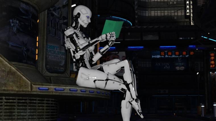 Könyvből tanul a Google mesterséges intelligenciája kép