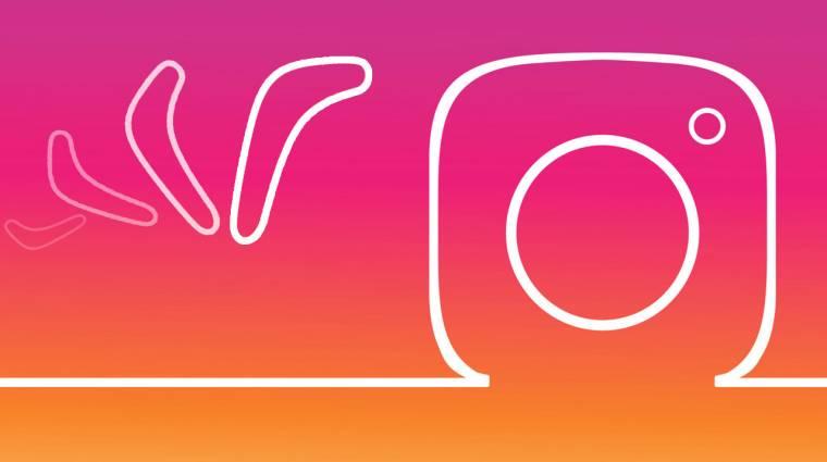 Effektekkel és vágóval gazdagodott az Instagram Boomerang kép