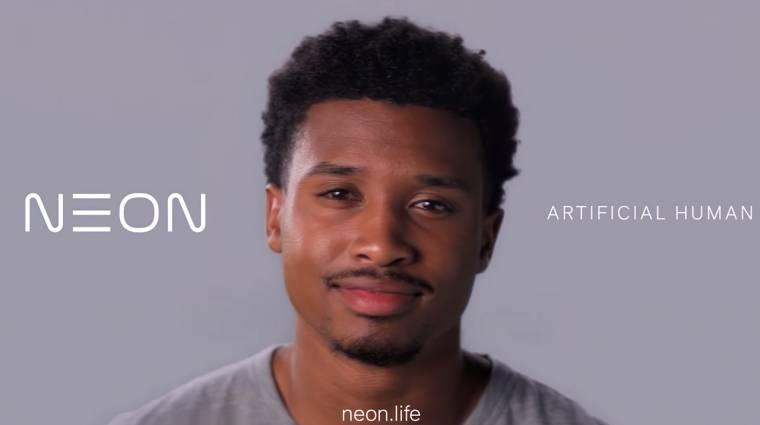 Virtuális embert készít a Samsung kép