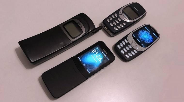 Újabb retró mobilt mutathat be hamarosan a Nokia kép